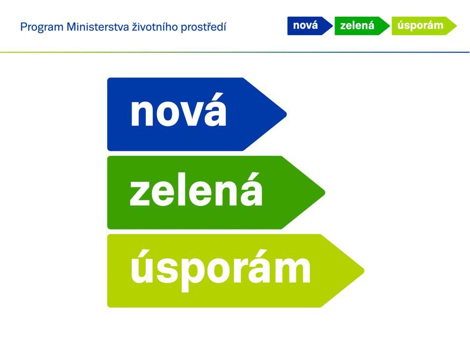 20.února 2013vláda ČR usnesením 116/2013 schválila věcný záměr programu Nová zelená úsporám 6.