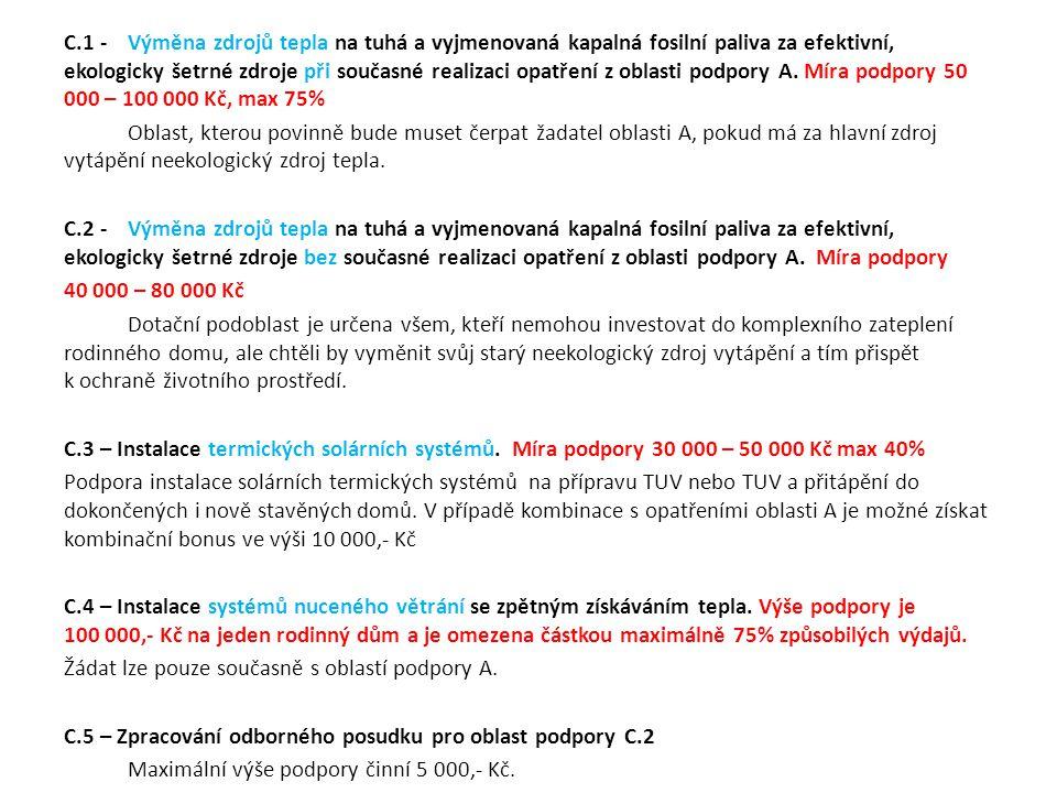 Nejaktivnější žadatelé se v r.2014 rekrutovali z Moravskoslezského kraje.