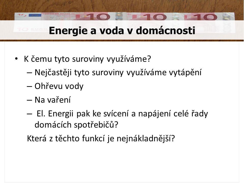 Ano je to vytápění Energie a voda v domácnosti XX_XX_INOVACE_VI_Z8.-9..HYŠ.A03