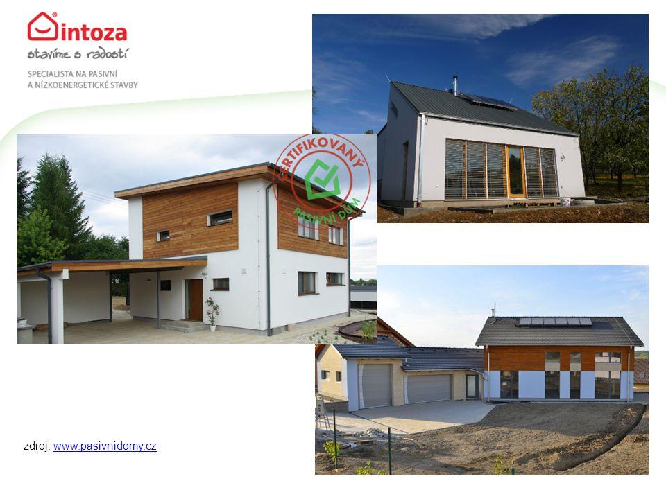Energetická bilance – podlahová plocha dle PHPP 1062m 2 – tepelné ztráty objektu 16 kW – měrná potřeba tepla na vytápění 11,5 kWh/(m 2 a) – celková potřeba primární energie111kWh/(m 2 a) – celková neprůvzdušnost n 50 : 0,17 h -1 BLOWERDOOR TEST: měření průvzdušnosti (vzduchotěsnosti budovy) dle ČSN EN 13829.