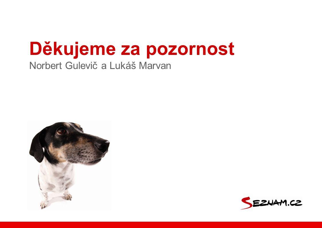 Děkujeme za pozornost Norbert Gulevič a Lukáš Marvan