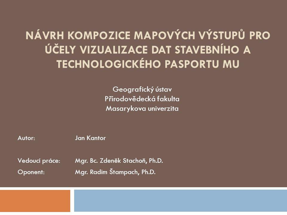 Osnova Cíle práce Poskytnutá data Návrh kompozice Klasifikace Automatizace Výstupy práce