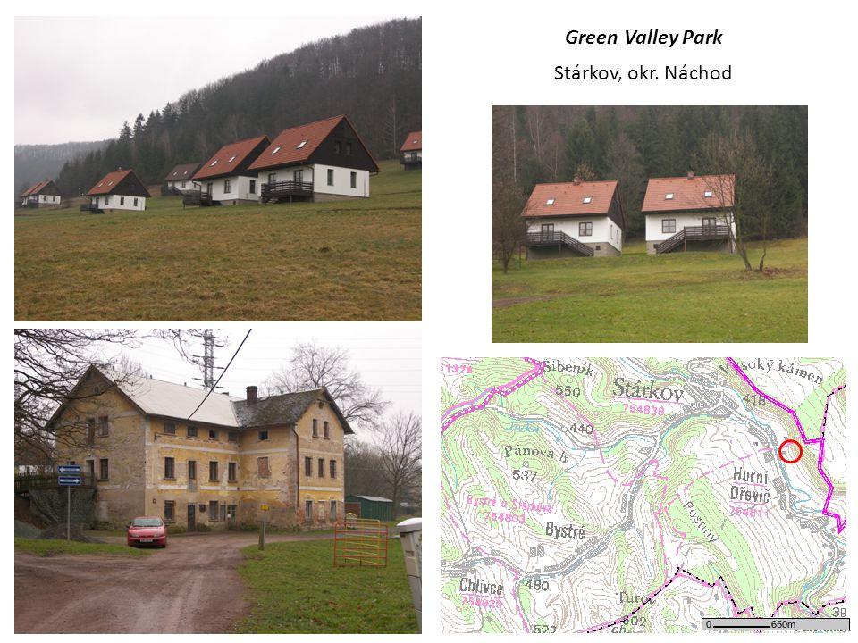 Green Valley Park Stárkov, okr. Náchod