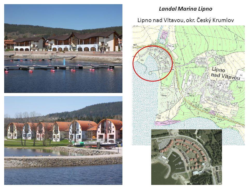 Landal Marina Lipno Lipno nad Vltavou, okr. Český Krumlov