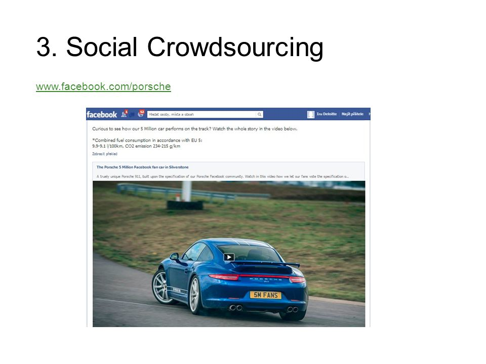 3. Social Crowdsourcing www.jfloat.co.uk