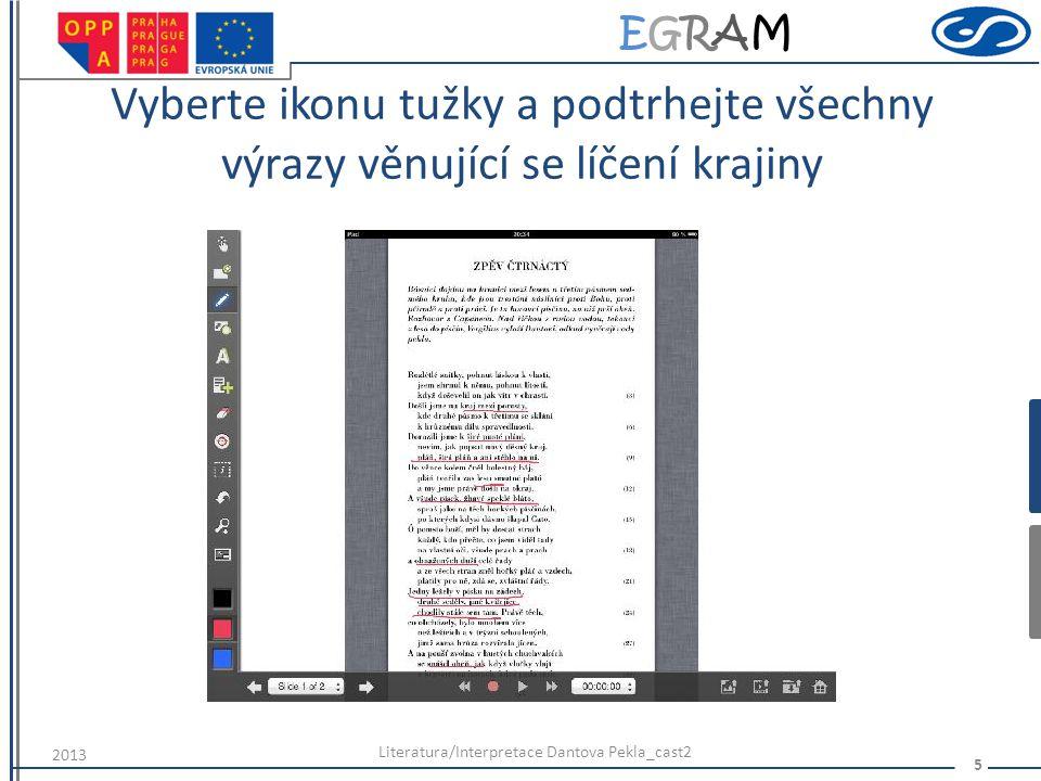 EGRAMEGRAM Podtrhaný text odešlete mailem na adresu egramipad11@icloud.com.