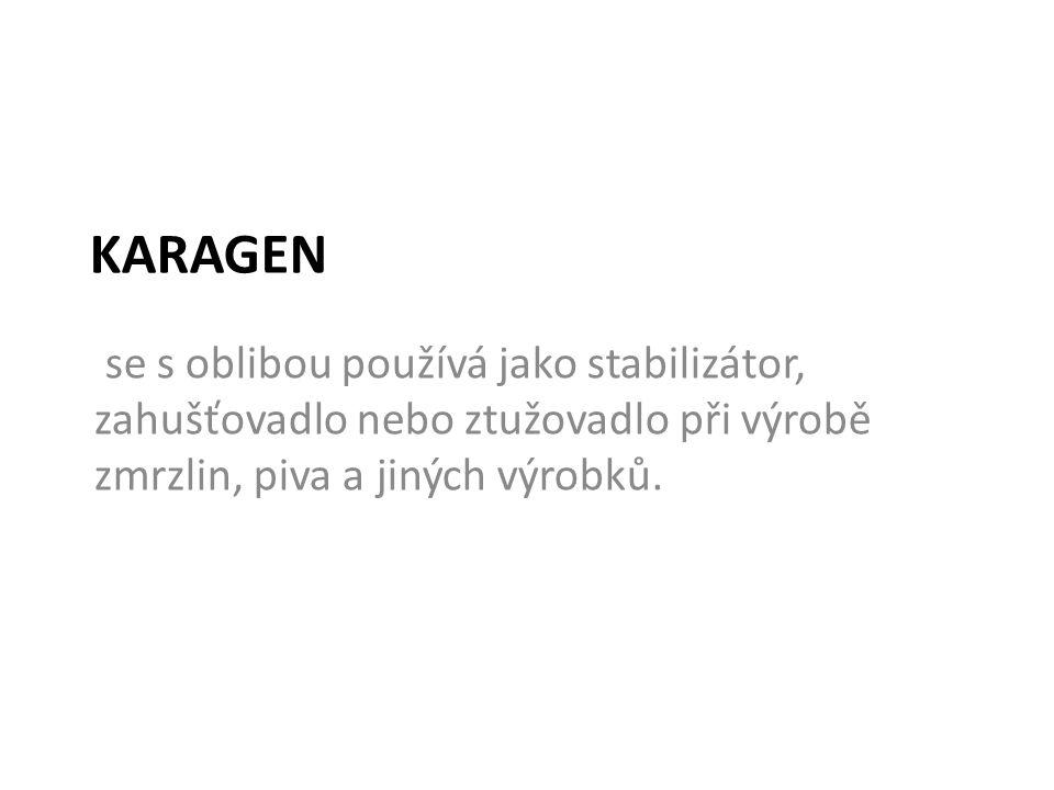 Oddělení: RODOPHYTA Rosolenka (Gelidium) Vyluhováním horkou vodou se získává AGAR, který se využívá v potravinářství, při výrobě papíru, v laboratořích k přípravě živných půd pro pěstování mikroorganismů