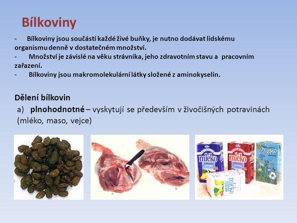 Minerální látky Minerální látky jsou pro lidské tělo nezbytné.