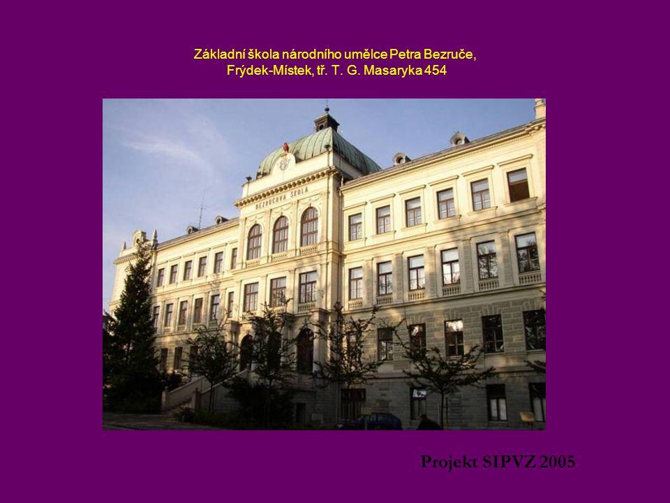 Implementace ICT do vzdělávacích oblastí a oborů Umístění prezentací : www.1zsfm.cz