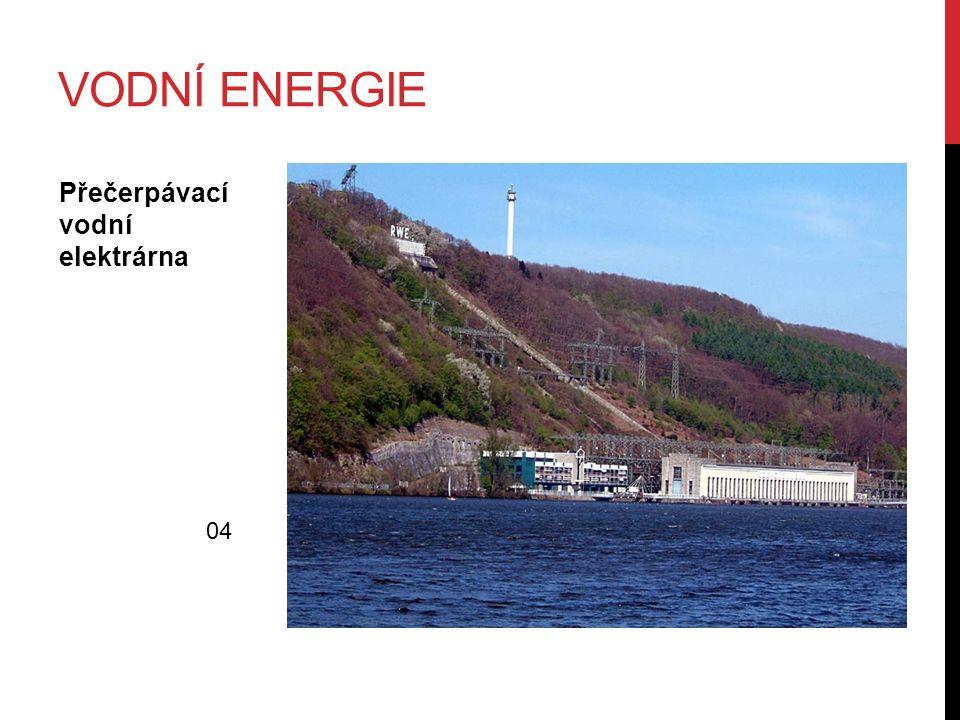 HISTORIE VODNÍ ENERGIE Vodní mlýn s dolním náhonem 05