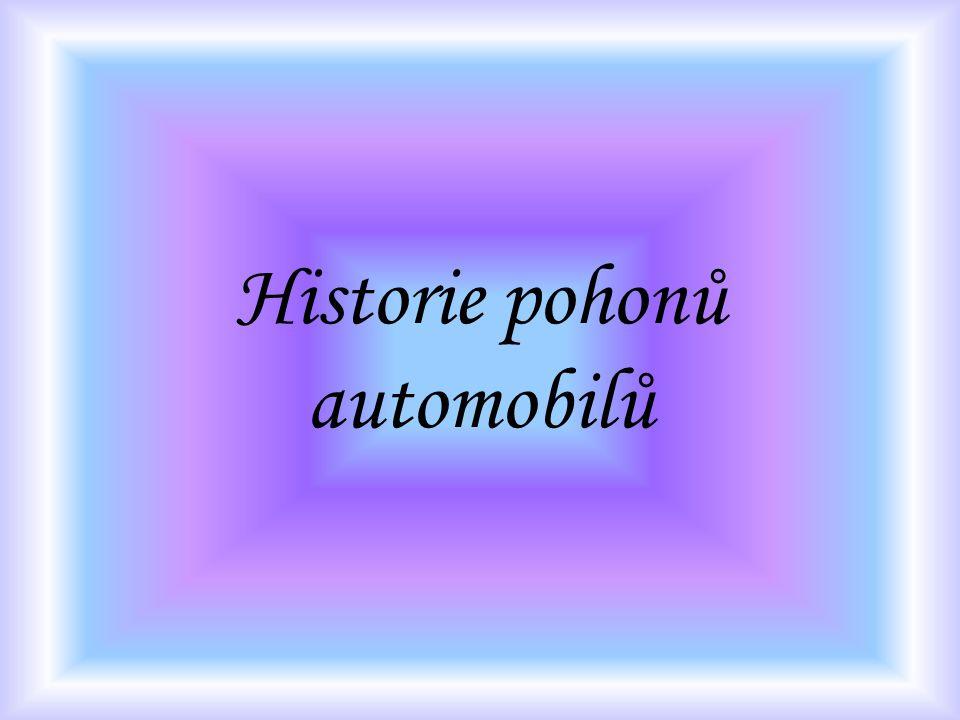 Parní Historie sahá až do 18.