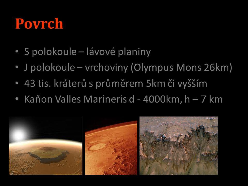Pozorování Marsu Jasný bod naoranžovělé barvy Dalekohledem pozorovatelné bílé čepičky 3.3.2012, souhvězdí Lva, 101 mil.