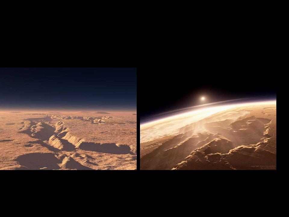 Přišel život z Marsu.