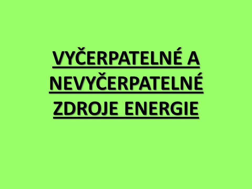člověk je od počátku svého vývoje spojen se zdroji energie nejdříve využíval energii svých svalů, později energii uvolňující spalováním přírodních paliv s rozvojem techniky dokázal využívat energii spojenou s pohybem zvířat, vody a vzduchu na Zemi a v současné době i energii ukrytou v jádrech atomů