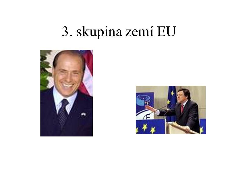 3. skupina zemí EU