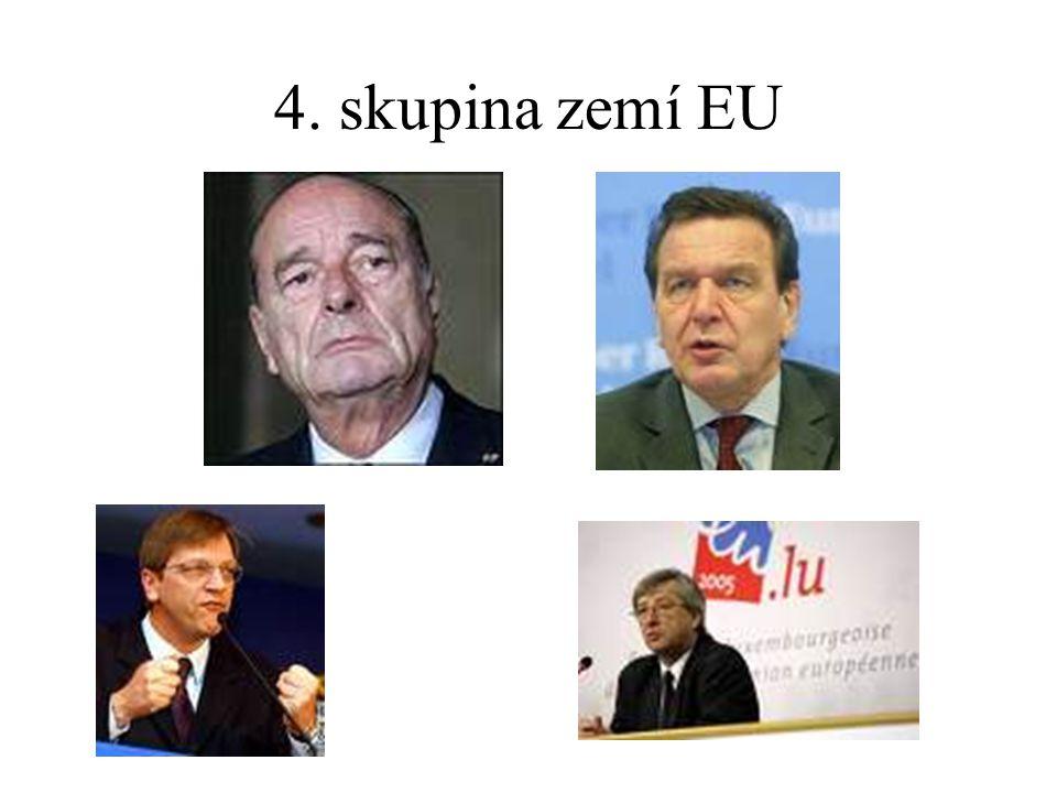 4. skupina zemí EU