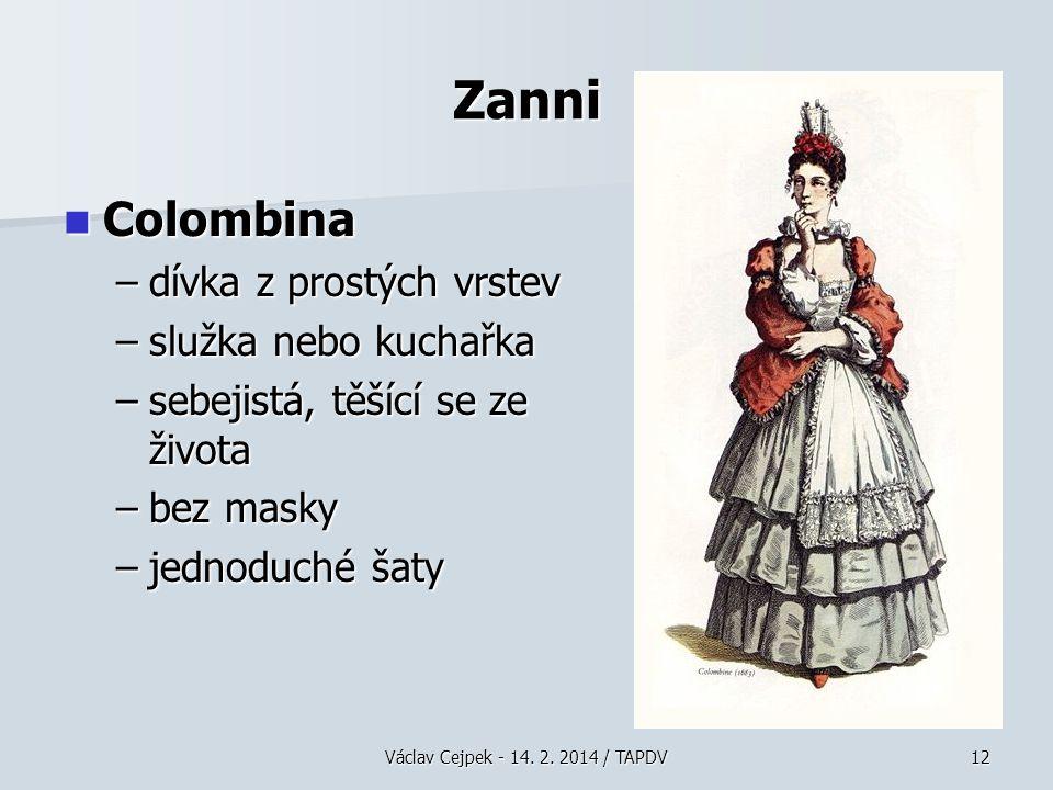 Václav Cejpek - 14.2.
