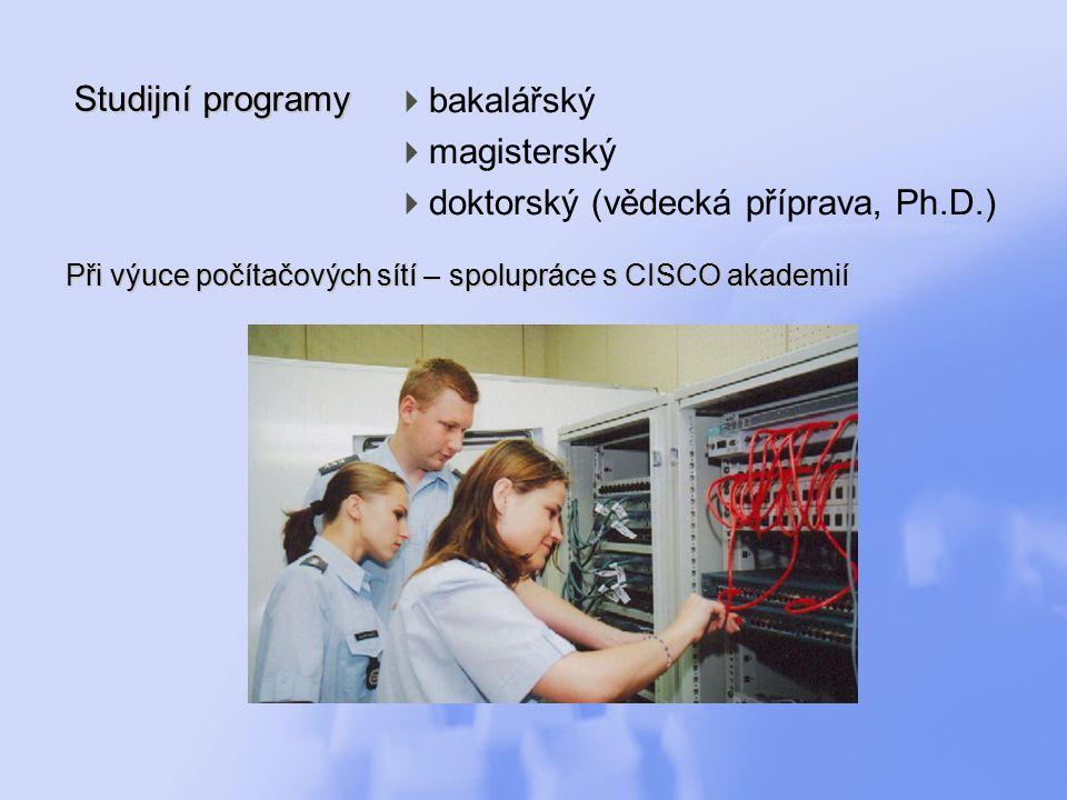 Vědecká práce na katedře Multiparametrický měřící systém HW založený na FPGA, SW vytvořený pro operační systémy DOS a Linux.