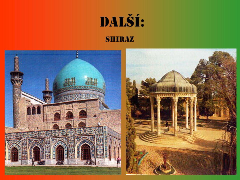 Islám: islám, odevzdání se Bohu; druhé největší světové náboženství (miliarda vyznavačů).