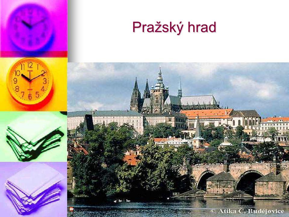 © Lucie Duchnická Pražský hrad Pražský hrad