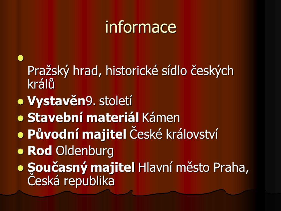 Pravěké osídlení ostrožny Pražského hradu Ostrožna Pražského hradu byla osídlena již v období neolitu.