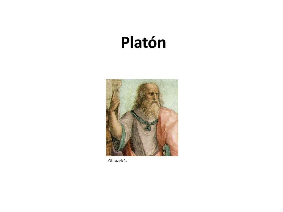 Platón Obrázek 1.