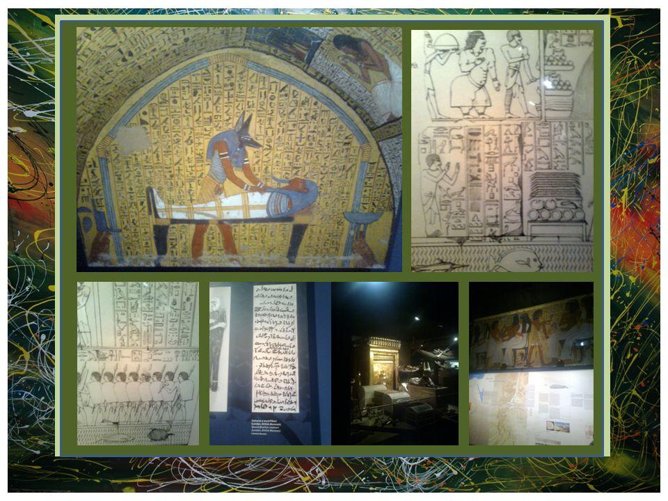 Egyptské obrázkové písmo nejstarší z nich byly hieroglyfy (vznikaly přibližně před pěti tisíci lety jako písmo obrázkové, které bylo postupně výtvarně zdokonalováno a zjednodušováno, používalo se zejména při rytí nápisů do stěn paláců, chrámů a hrobek faraónů roku 1822 jej rozluštil Francouz J.F.Champollion) Dnešní egyptské písmo