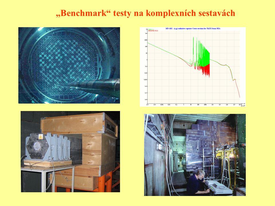 """""""Benchmark"""" testy na komplexních sestavách"""