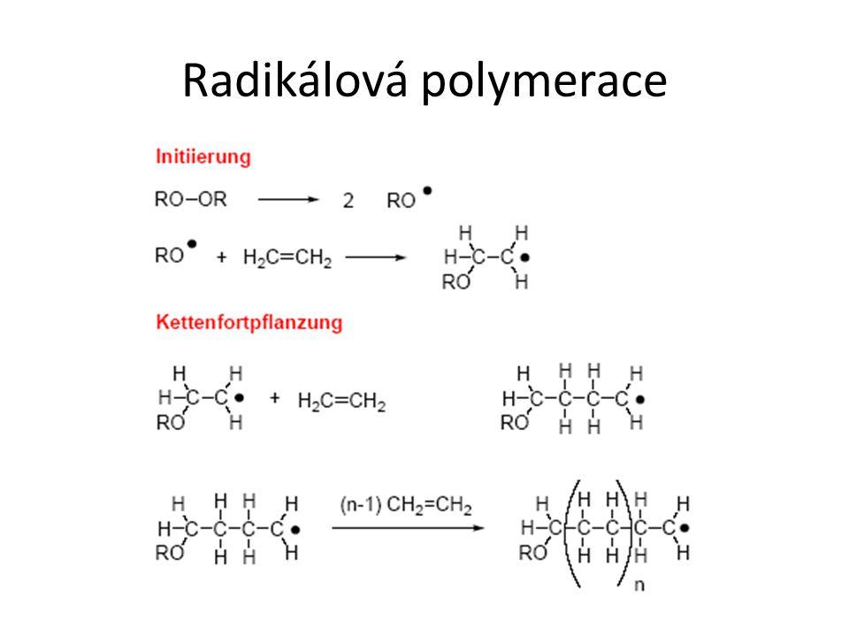 Radikálová polymerace