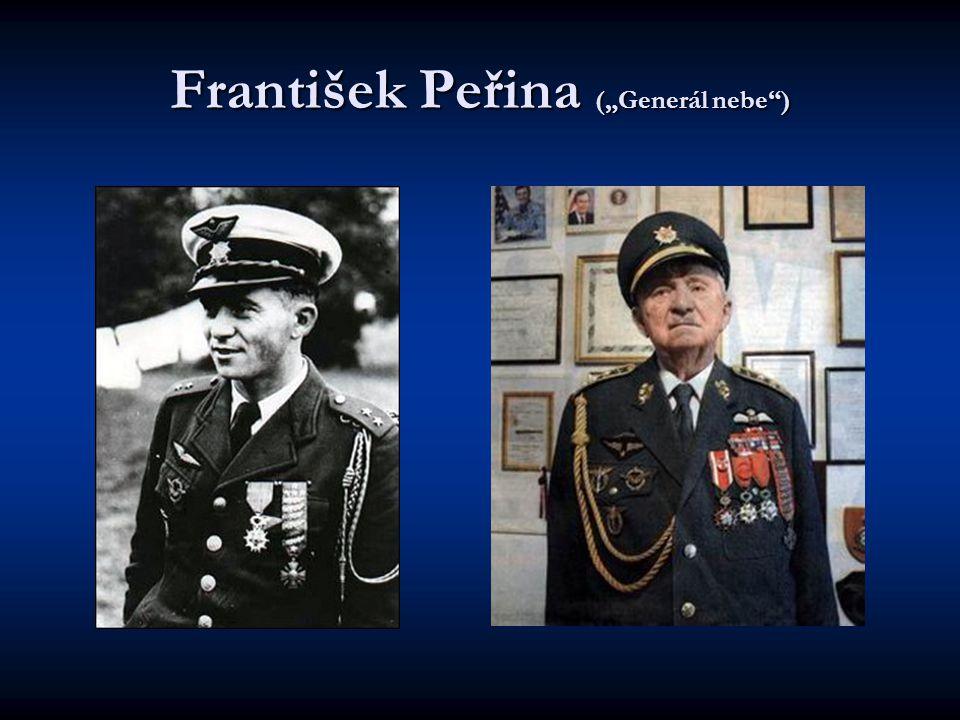 """František Peřina (""""Generál nebe )"""