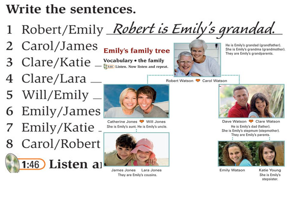 Fun English Lesson 3 – Family http://www.youtube.com/watch?v=OogniMZFyw4