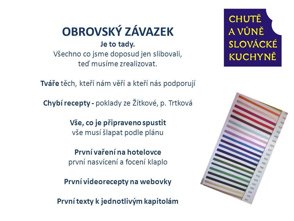 """Věřím, že na Slovácku ještě """"napečeme řadu zajímavých projektů a produktů."""