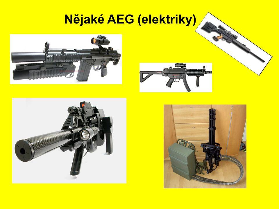 Nějaké AEG (elektriky)