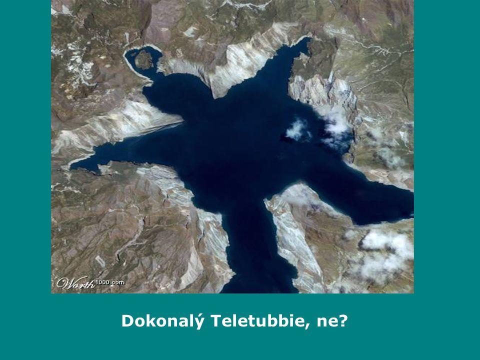 Dokonalý Teletubbie, ne
