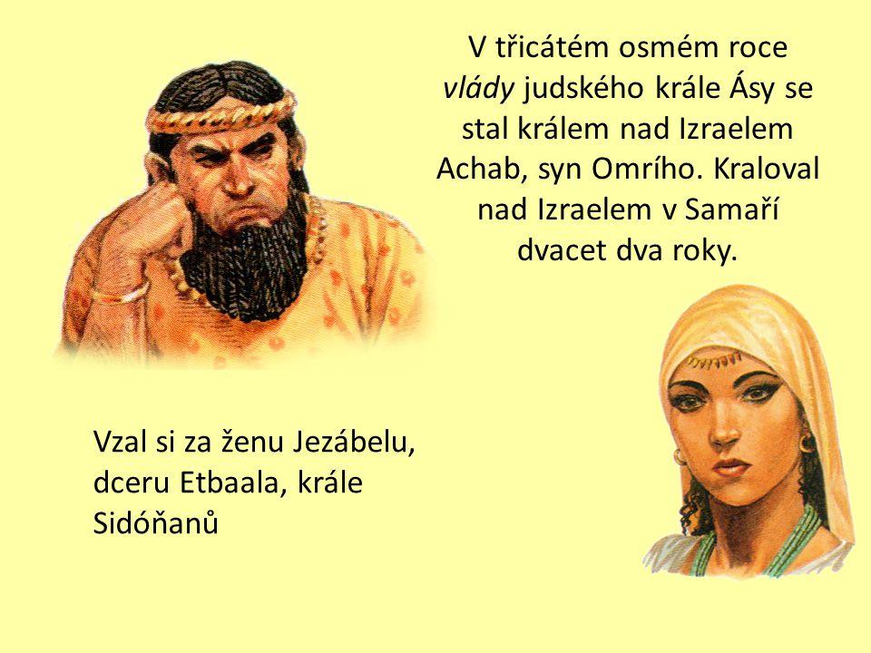 24. Hospodin posílal proroky, aby lidem ukázali správnou cestu