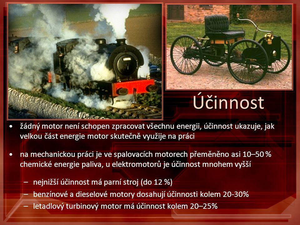Čtyřdobý zážehový motor také se nazývá čtyřtakt první čtyřdobý spalovací motor, který využíval benzín, sestrojil v roce 1876 německý inženýr Nicolaus Otto účinnost je kolem 30% použití – hlavně osobní automobily