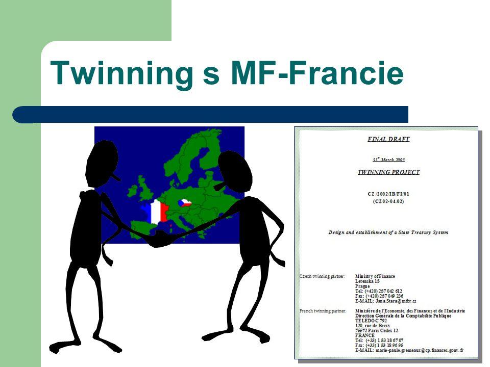 Twinning s MF-Francie