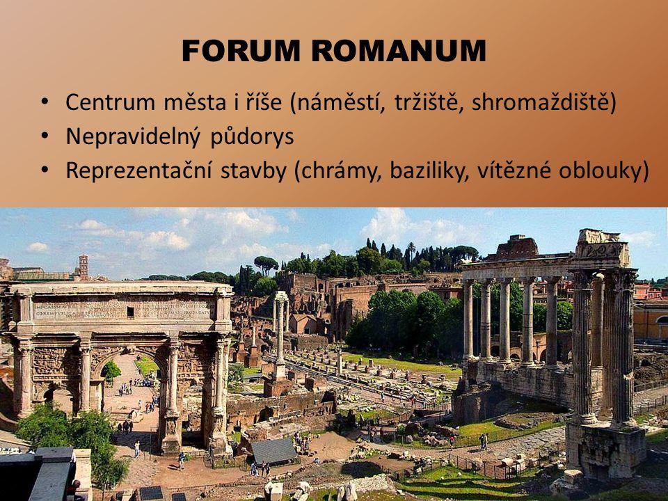 REKONSTRUKCE ŘÍMSKÉHO DOMU