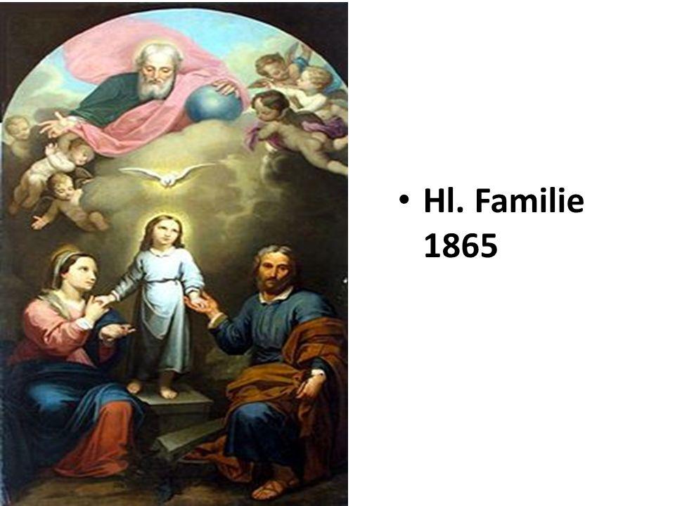 Hl. Familie 1865