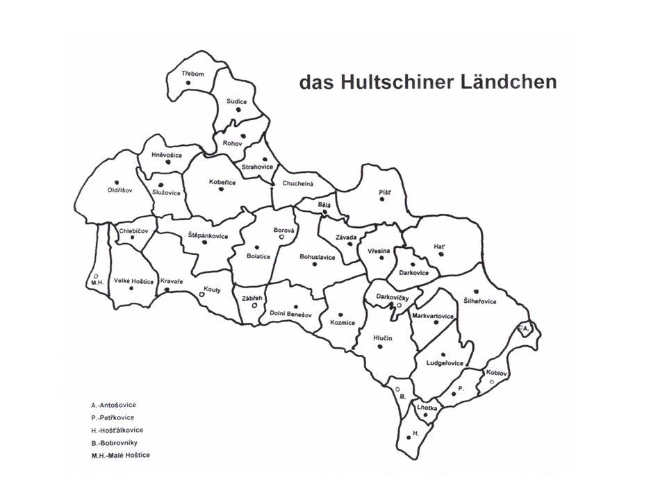 Historické pozadí vzniku Hlučínska do roku 1742 bylo území součástí zemí Koruny české 1742 o 1.