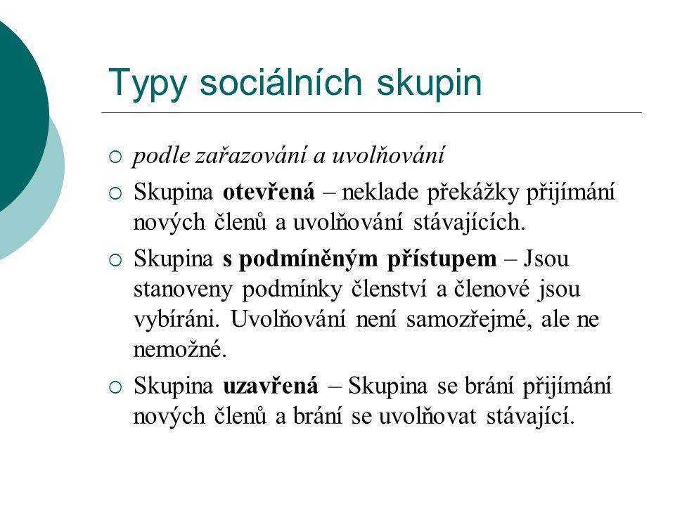 Skupinový konformismus  S.k. znamená, že jedinec podléhá tlaku skupiny v jednání i myšlení.