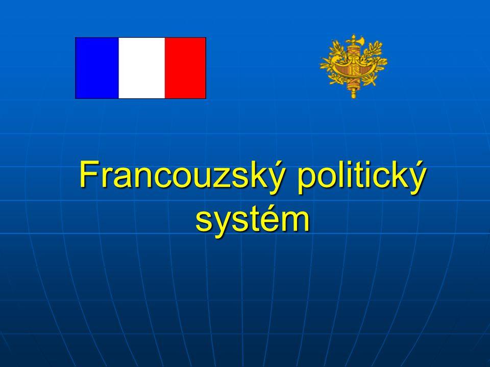 Francouzský politický systém