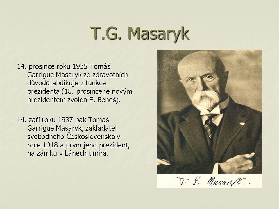 T.G. Masaryk 14.
