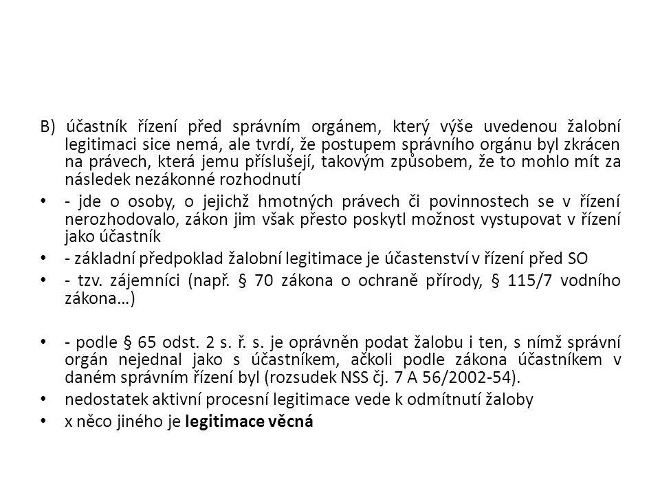 Obnova řízení § 111 a násl.s. ř. s.