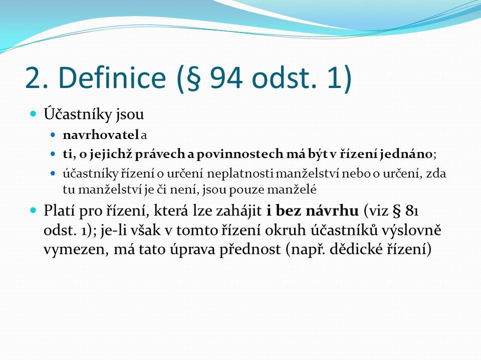 2.Definice (§ 94 odst.