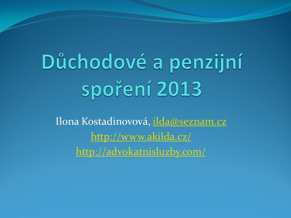 Ilona Kostadinovová, ilda@seznam.czilda@seznam.cz http://www.akilda.cz/ http://advokatnisluzby.com/