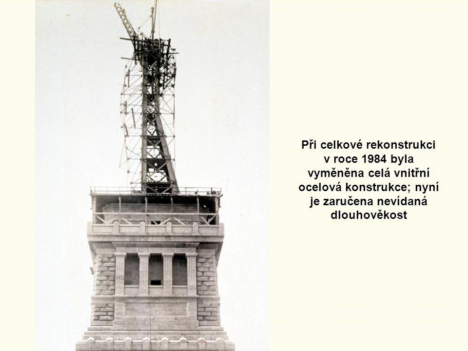 Díky veřejným sbírkám ale mohla být několikrát zrekonstruována