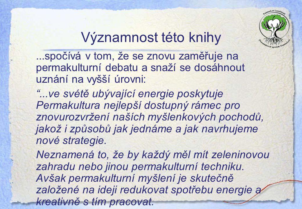 Význam pro ČR O.s.