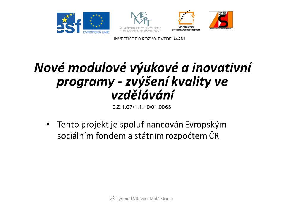 Doplněk Český jazyk – 9. ročník Mgr. Jana Říhová