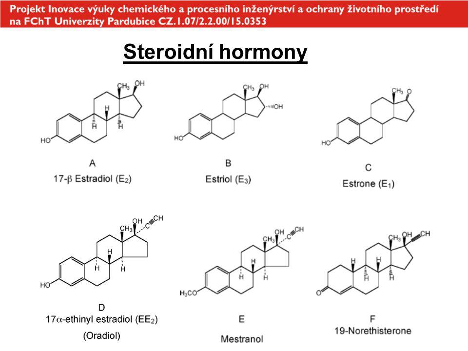 Steroidní hormony